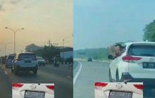 Viral Daihatsu Terios Ugal-ugalan di Jalan Tol, Sempat Dicari-cari Polisi, Endingnya Gimana?
