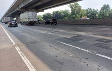 Jasa Marga Lakukan Perbaikan Ruas Jalan Tol Jakarta-Cikampek, Intip Lokasi dan Waktunya