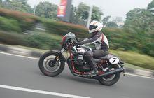 Test Ride Moto Guzzi V7 III Racer 10th Anniversary, Ini Tes Lengkapnya