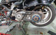 Siapa Bilang Mahal, Biaya Servis CVT Matik Yamaha Cuma Segini di Bengkel Resmi