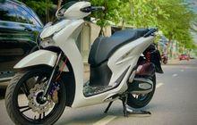 Honda SH150i Diberi Ubahan Simpel Hingga Tampangnya Langsung Elegan