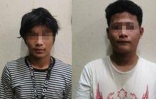 Dituding Jadi Cepu Polisi, Dua Pemuda Babak Belur Dihajar Geng Motor, Motor dan Handphone Ikut Dirampas