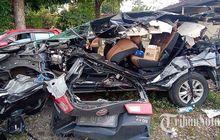 Kecelakaan Karambol Libatkan Kijang Innova Hingga Daihatsu Ayla di Ruas Tol Semarang-Solo, Dua Mekanik Peserta OnePrix Meninggal Dunia