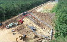 Pembangunan Ruas Jalan Tol Palembang-Betung Masih Berlanjut, Sudah Sampai Mana?