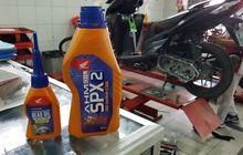 Ini Beda Oli Mesin Motor AHM Oil SPX dan MPX, Warna Tutup Sampai Kode Jadi Pembeda