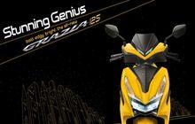 Spesifikasi Honda Grazia 125, Skutik Rp 15 Jutaan, Langkah Piston Persis BeAT