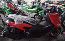 Heboh Yamaha NMAX KW Lebih Murah Dari Honda BeAT, Dijual di Indonesia Laku Gak Ya?