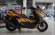 Keren! All New Yamaha NMAX Bisa Custom Warna di Dealer, Cuma Bayar Segini
