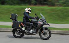 Test Ride Benelli TRK 502X, Kaki-Kaki Jenjang, Tampang Khas Adventure!