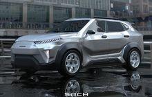 Mahasiswa ITS Tawarkan Konsep Desain Mobil Listrik Bernama i-Deora