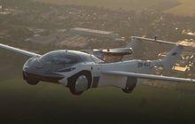 Mobil Terbang Bermesin BMW, Uji Terbang Selama 35 Menit Antar Bandara
