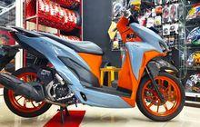 Honda Vario Auto Sultan, Pakai Pelek King Speed, Harga Rp 14 Jutaan!