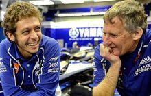 Terungkap, Valentino Rossi Pernah Dibujuk Jeremy Burgess Agar Tidak Pindah dari Honda ke Yamaha