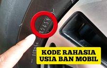Mau Tahu Usia Ban Mobil Anda, Lihat Kode Ini Aja, Gini Cara Bacanya