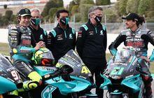 Petronas Yamaha SRT Jual Mahal, Lamaran Pembalap Pengganti Franco Morbidelli Dicuekin