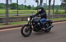 Konsumsi Bensin Moge 750 cc Ini Kalah Irit dari LCGC, Per Liter Cuma Segini