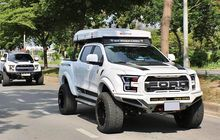 Modifikasi Ford Ranger, Tampilan Jadi Garang Plus Bisa Jadi Teman Berkemah