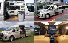 Silahkan Pilih Toyota HiAce Premio Campervan Delima Jaya atau Versi Luxury Baze