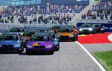 Balap Bisa Dari Rumah, BMW Jadi Sponsor Lagi, Jadi Official Car
