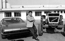 Juragan Traktor Ini Marah Besar Saat Diejek Enzo Ferrari, Enggak Lanjut Adu Jotos, Balasannya Justru Sangat Inspiratif