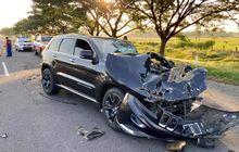 Hasil Investigasi Kecelakaan Grand Cherokee Keluar, Pemilik: Pengin Mobil Diganti!