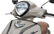 Tantang Honda Scoopy, Yamaha Luncurkan Skutik Imut Dengan Mesin Bensin Ditambah Listrik, Fiturnya Lengkap!