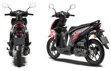 Honda All New BeAT Street Terbaru, Setang Tak Lagi Telanjang, Lampu Sein Model Motor Sport