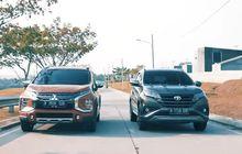 Mitsubishi Xpander Cross VS Toyota Rush, Siapa Lebih Murah Biaya Servisnya?