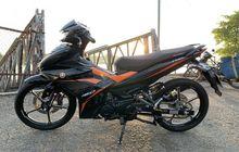 Modal Ubahan Simpel, Yamaha MX King 150 Tetap Tampil Memukau