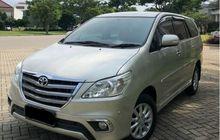 Toyota Innova Lama Upgrade ke Model Baru, Pakai Part Orisinal Cuma Rp 10 Juta