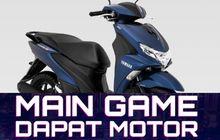 Enaknya! Suruh Main Game Doang Bisa Bawa Pulang Skutik Yamaha Baru Yang Bagasinya Segede NMAX!