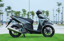 Honda Vario 150 Makin Elegan, Modifikasi Ringan, Hasilnya Menawan