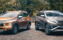 Tiap Tahun, Pemilik Mitsubishi Xpander Cross dan Toyota Rush Bayar Pajak Segini