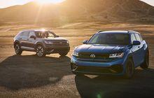 Volkswagen Atlas Cross Sport GT Concept, SUV VW Sepanas Golf R!