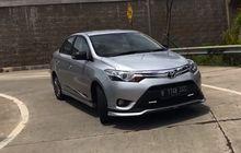 Toyota Vios Generasi Ketiga, Ada Improvement Handling Lebih Mantap