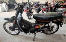 Lelang Murah Meriah, Motor Klasik Plat Merah, Honda C86 Cuma Rp 300 Ribuan, Surat Lengkap!