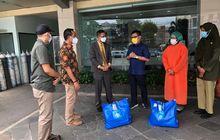 Biar Semangat, Yayasan AHM dan IKALUIN Berikan Apresiasi Pada Nakes Hadapi Covid-19