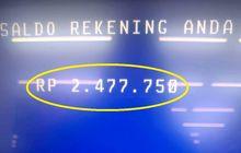 8 Juta Orang Bakal Terkejut Rekeningnya Bertambah Rp 1 Juta! Pemerintah Bagikan Bantuan Rp 8 Triliun, Simak Syaratnya