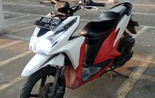 Bikin Macho Honda Vario 125, Adopsi Setang dan Spidometer BeAT Street Aja