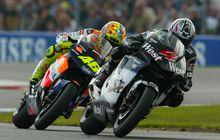 Bikin Takjub Juga Ngeri, Bikers Harus Tahu Ini Bedanya Ngegas Motor GP500 dengan Motor MotoGP, Sampai Sebab Terbang ke Udara