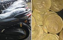 Heboh Uang Koin Rp 500 Warna Kuning Dijual Seharga Belasan NMAX, Padahal Biasa Cuma Buat Kerokan
