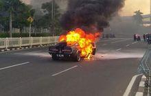 Kasus Ford Mustang Terbakar, Ini Jenis APAR yang Tepat Dibawa di Mobil