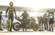 Direktur Tim Petronas Yamaha SRT Akui Belum 100% Kembangkan Motor Untuk Valentino Rossi