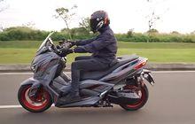 Kaget Suaranya Suit.. Cus.. Pas Lewat Ternyata XMAX Pakai Turbo! Mesin 300 cc Habis Ratusan Juta