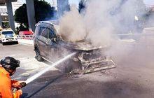 Suzuki XL7 Milik Setjen DPR RI Terbakar di Tol, Segini Estimasi Biaya Perbaikannya di Bengkel Resmi