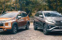Ada Empat Tipe, Ini Harga Lengkap Toyota Rush dan Mitsubishi Xpander Cross
