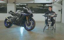 Doni Salmanan Lelang Yamaha R1M 2018, Harga Tembus Rp 800 Jutaan