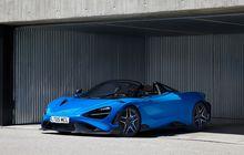 McLaren 765LT Spider Meluncur, Convertible Ngebut Bertenaga 765 DK!