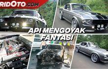 Video Kisah Hebat dan Pilu Ford Mustang GT500 Shelby Eleanor Terbakar