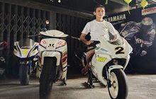 Pembalap Senior Ini Lelang Honda NSF 100 Hingga Yamaha R25, Open Bidding Mulai Rp 20 Juta